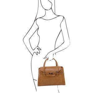 Елегантна дамска чанта TL141230-04