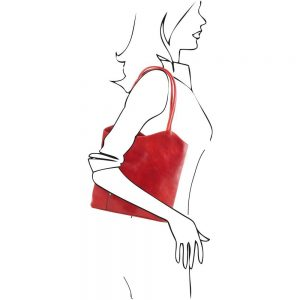 Елегантна дамска чанта TL141497-04