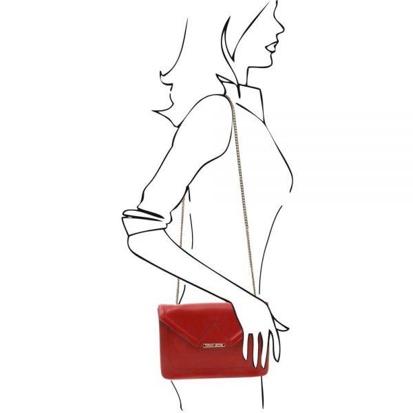 Елегантна дамска чанта TL141567-02