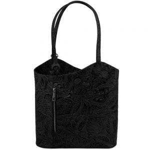 Елегантна кожена чанта TL141676-04