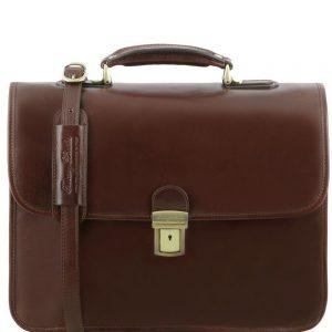 Бизнес куфар с калъф за лаптоп VERNAZZA TL141354-05