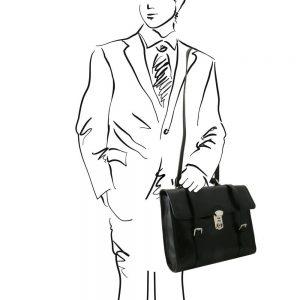 Чанта за лаптоп VIAREGGIO TL141558-03