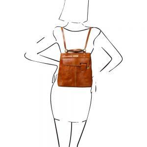 Дамска чанта-раница MARTINA TL141477-04