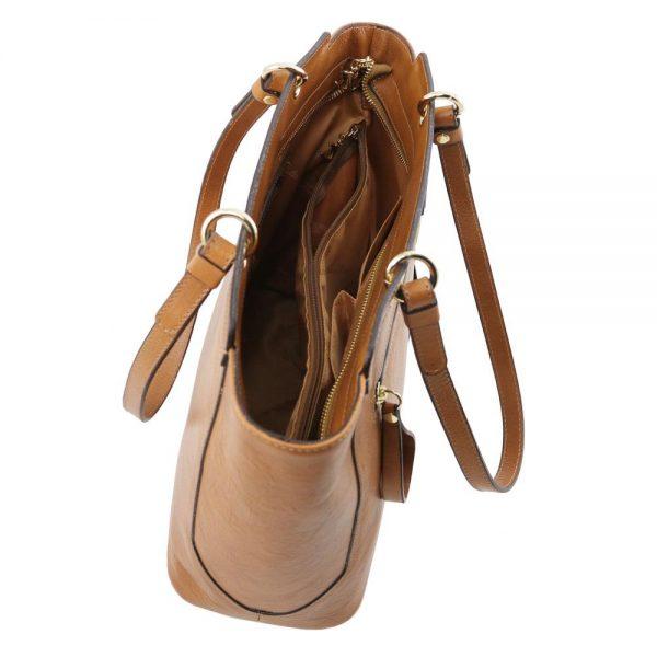 Дамска чанта с две дръжки TL141231-04
