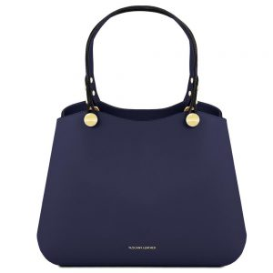 Дамска кожена чанта ANNA TL141684-01