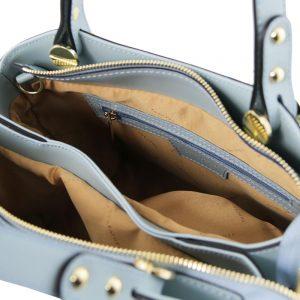 Дамска кожена чанта ANNA TL141684-05