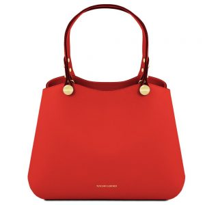 Дамска кожена чанта ANNA TL141684-08