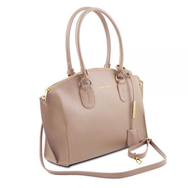 Дамска кожена чанта DIANA TL141643-07