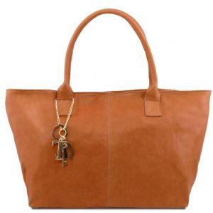 Дамска кожена чанта TL141207-01