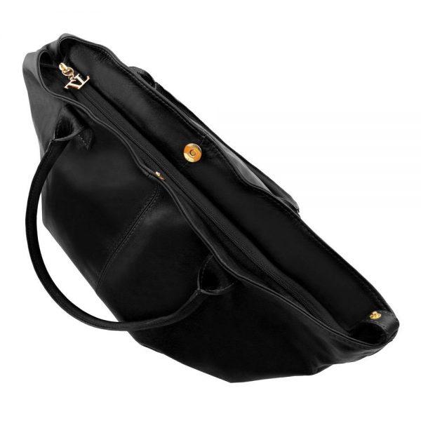 Дамска кожена чанта TL141207-03