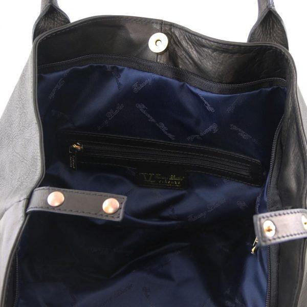 Дамска кожена чанта TL141207-06