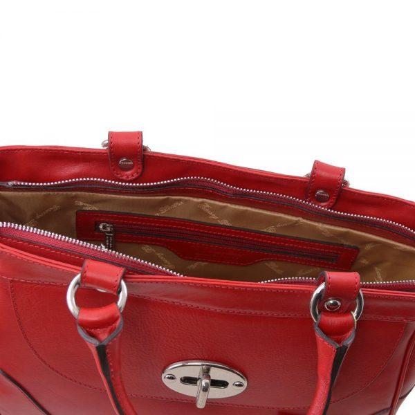 Дамска кожена чанта TL141226-04