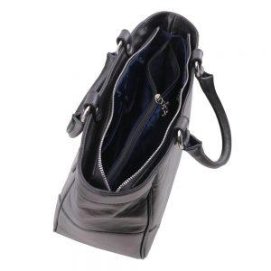 Дамска кожена чанта TL141226-06