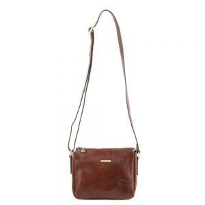 Дамска кожена чанта TL141476-01