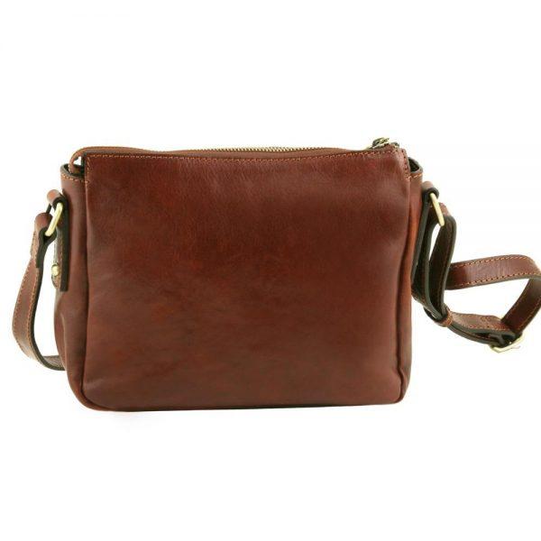 Дамска кожена чанта TL141476-02