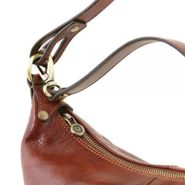 Дамска кожена чанта TL141479-01
