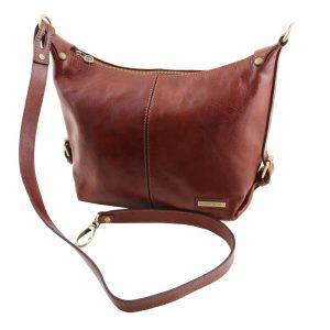 Дамска кожена чанта TL141479-03