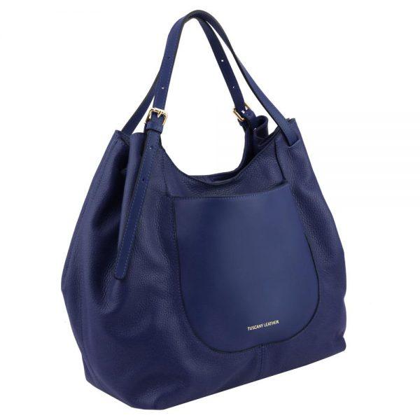 Дамска кожена чанта TL141515-05