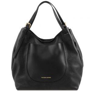 Дамска кожена чанта TL141515-06