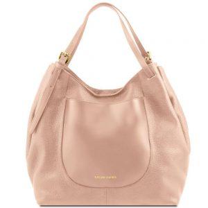 Дамска кожена чанта TL141515-07