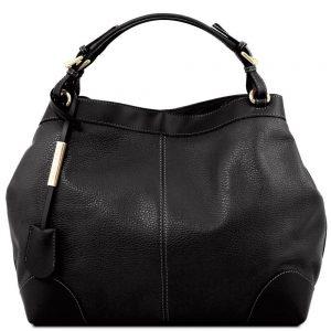 Дамска кожена чанта TL141516-03