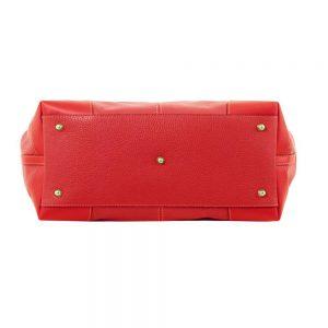 Дамска кожена чанта TL141516-06