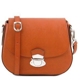 Дамска кожена чанта TL141517-02