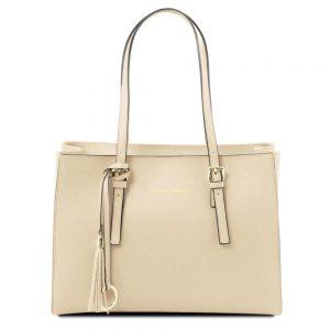 Дамска кожена чанта TL141518-01
