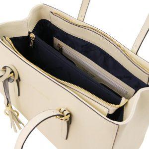 Дамска кожена чанта TL141518-03