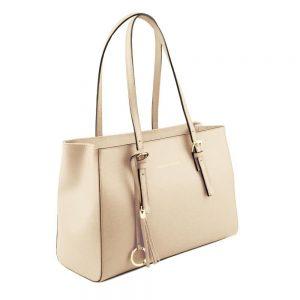 Дамска кожена чанта TL141518-04