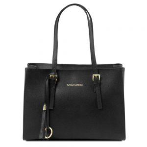 Дамска кожена чанта TL141518-06