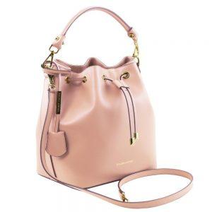 Дамска кожена чанта TL141531-07