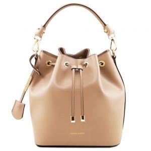 Дамска кожена чанта TL141531-09