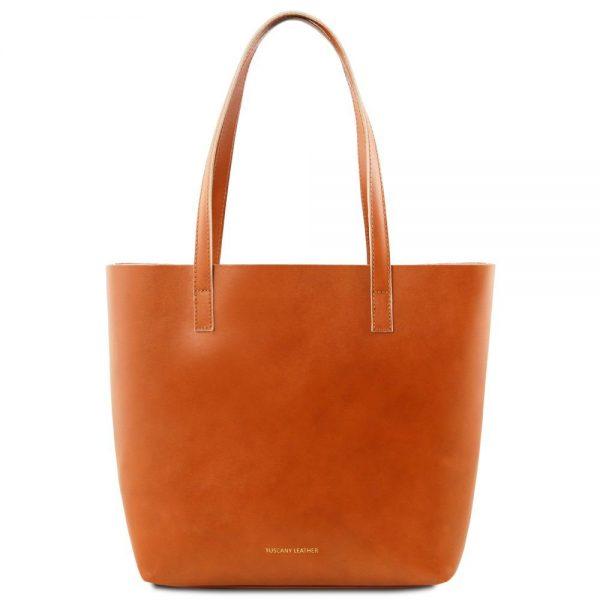 Дамска кожена чанта TL141612-02
