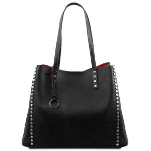 Дамска кожена чанта TL141624-01