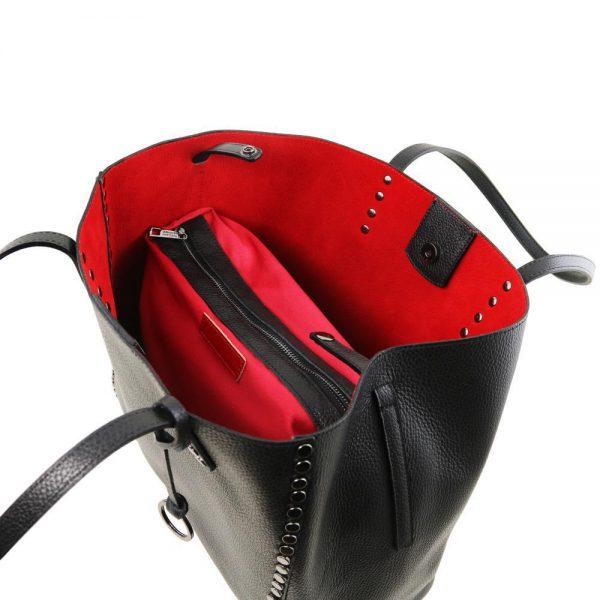 Дамска кожена чанта TL141624-03