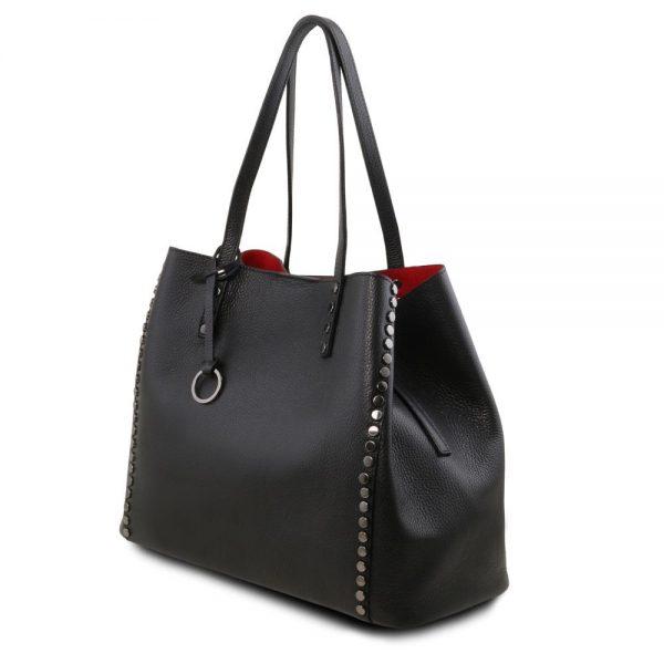 Дамска кожена чанта TL141624-04