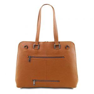Дамска кожена чанта TL141630-05