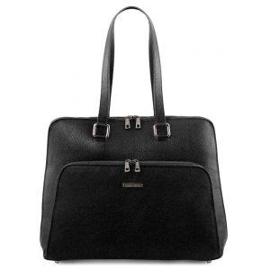 Дамска кожена чанта TL141630-06