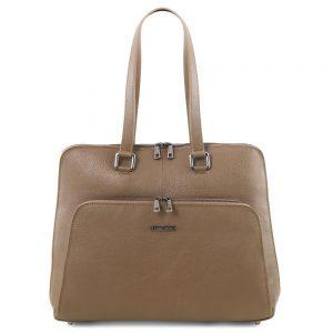 Дамска кожена чанта TL141630-08