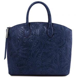 Дамска кожена чанта TL141670-02