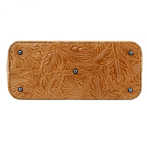 Дамска кожена чанта TL141670-03