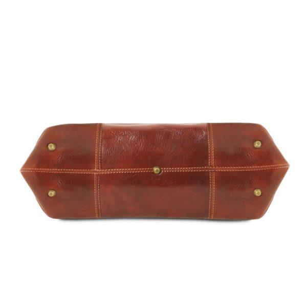 Дамска кожена чанта TL141710-01