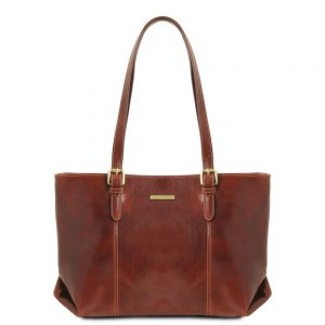 Дамска кожена чанта TL141710-02