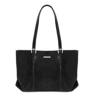 Дамска кожена чанта TL141710-07