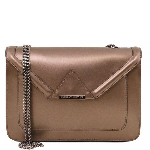 Компактна дамска чанта TL141641-01