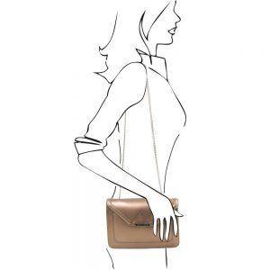 Компактна дамска чанта TL141641-02