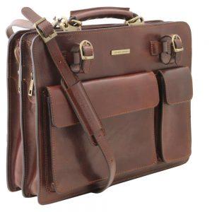Кожен куфар VENEZIA TL141268-08