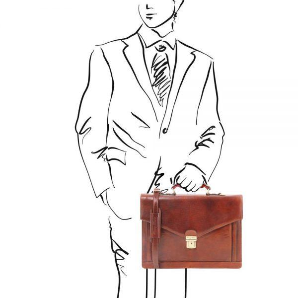 Кожен куфар VOLTERRA TL141544-05