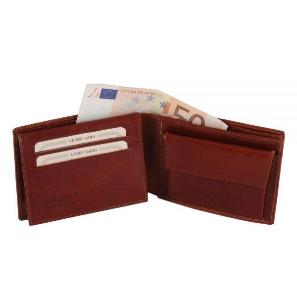 Кожен портфейл TL140763-04